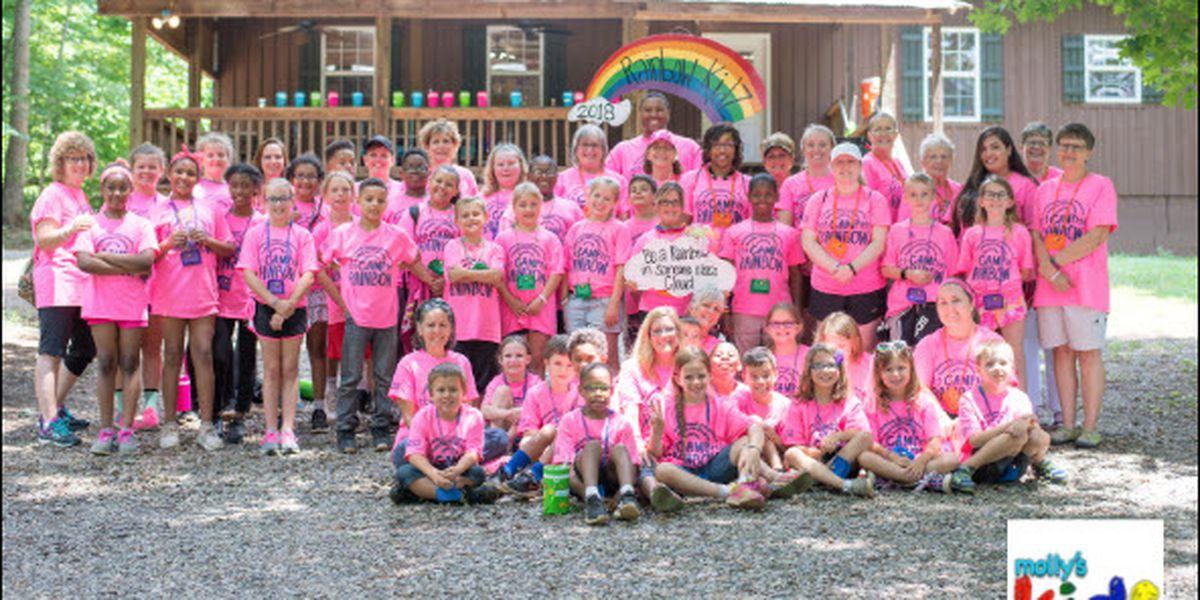 September 20 >> Rainbow Camp (#MollysKids)
