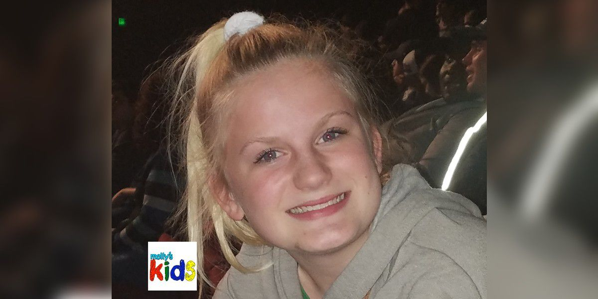 #MollysKids: 14-year-old Madeleine Crowell lives with something you've probably never heard of