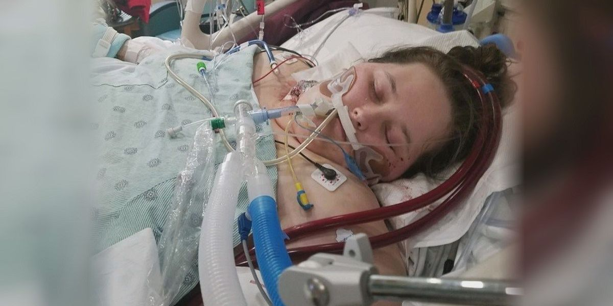 Lung rescue service at Prisma Health saves 30-year-old mother's life after flu complications
