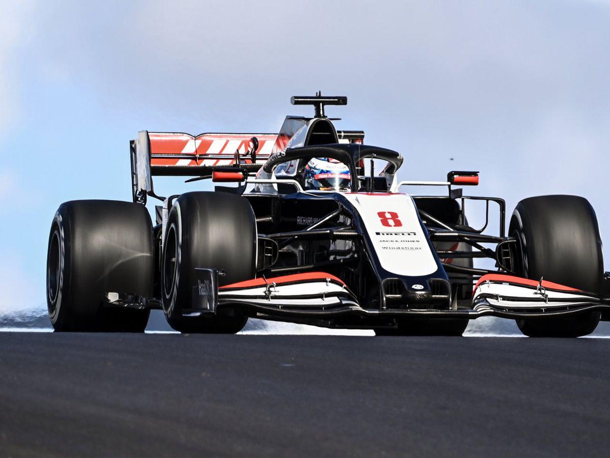 Hamilton takes the record, Kannapolis-based Haas F1 team struggles in Portugal