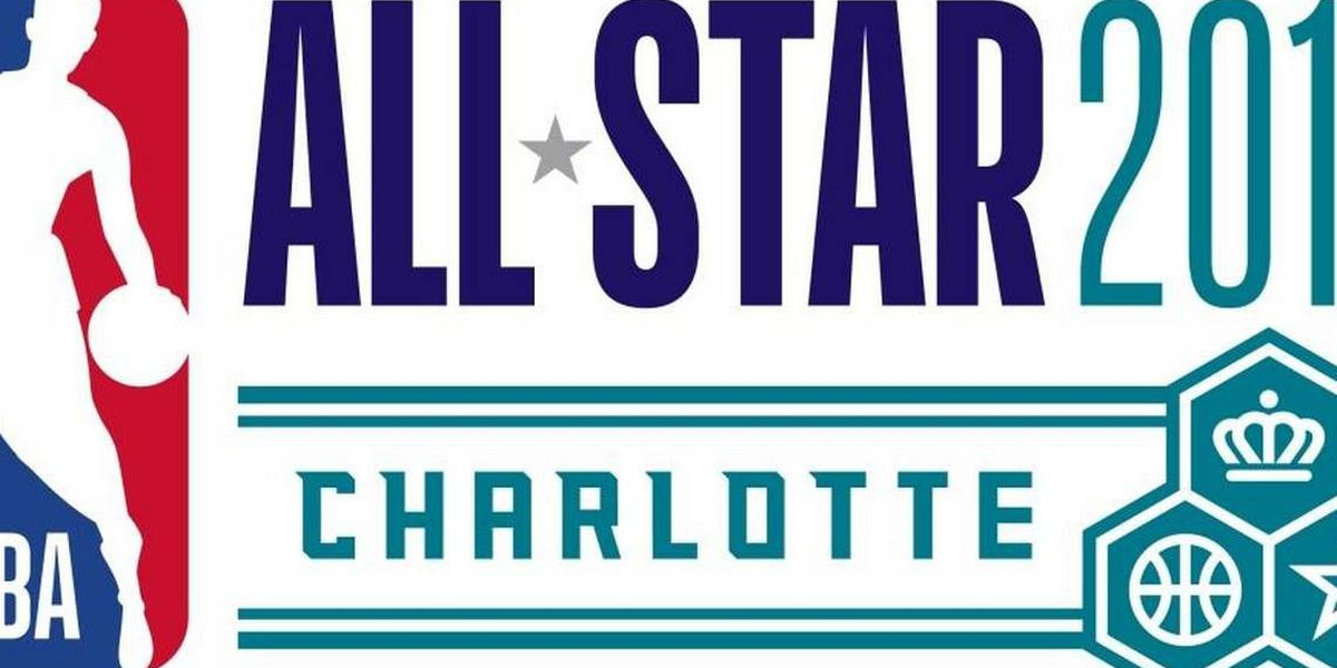 NBA reveals logo for 2019 All-Star Game in Charlotte