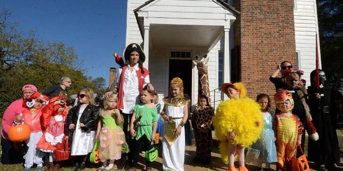 Here is the costume you might see plenty of in Charlotte this Halloween