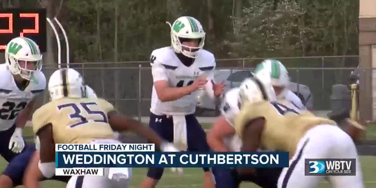 Weddington at Cuthbertson