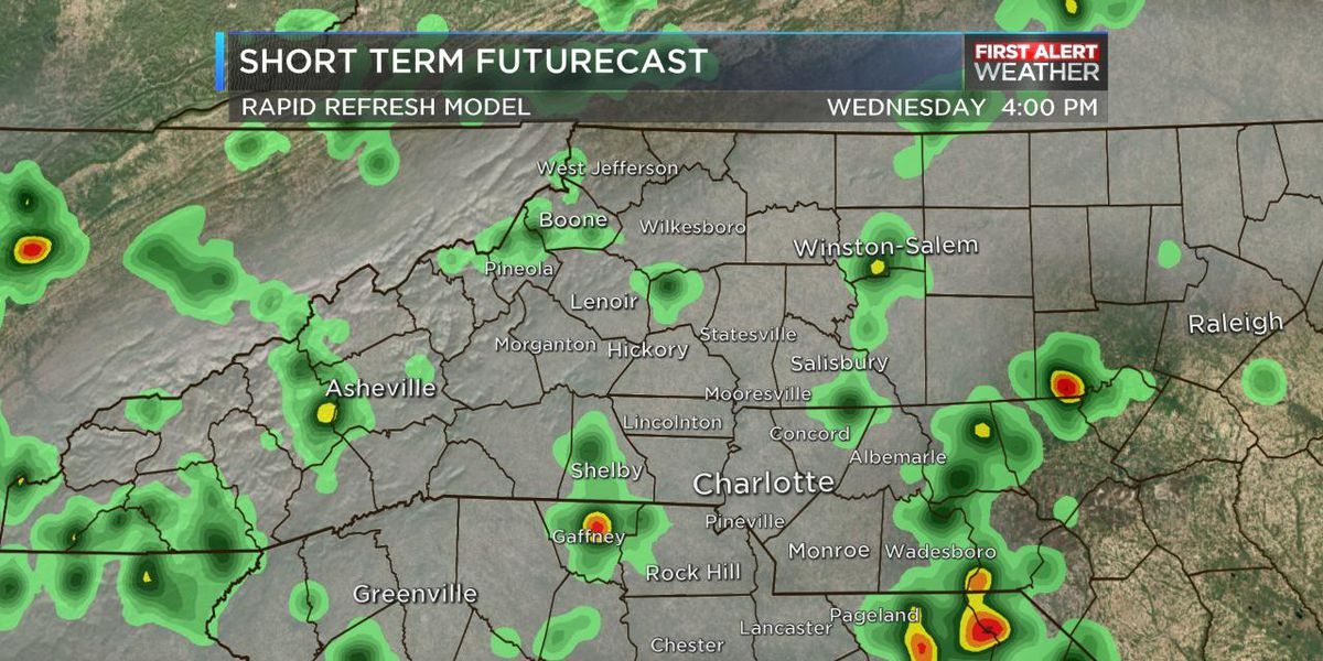 Temperatures remain below average with high humidity