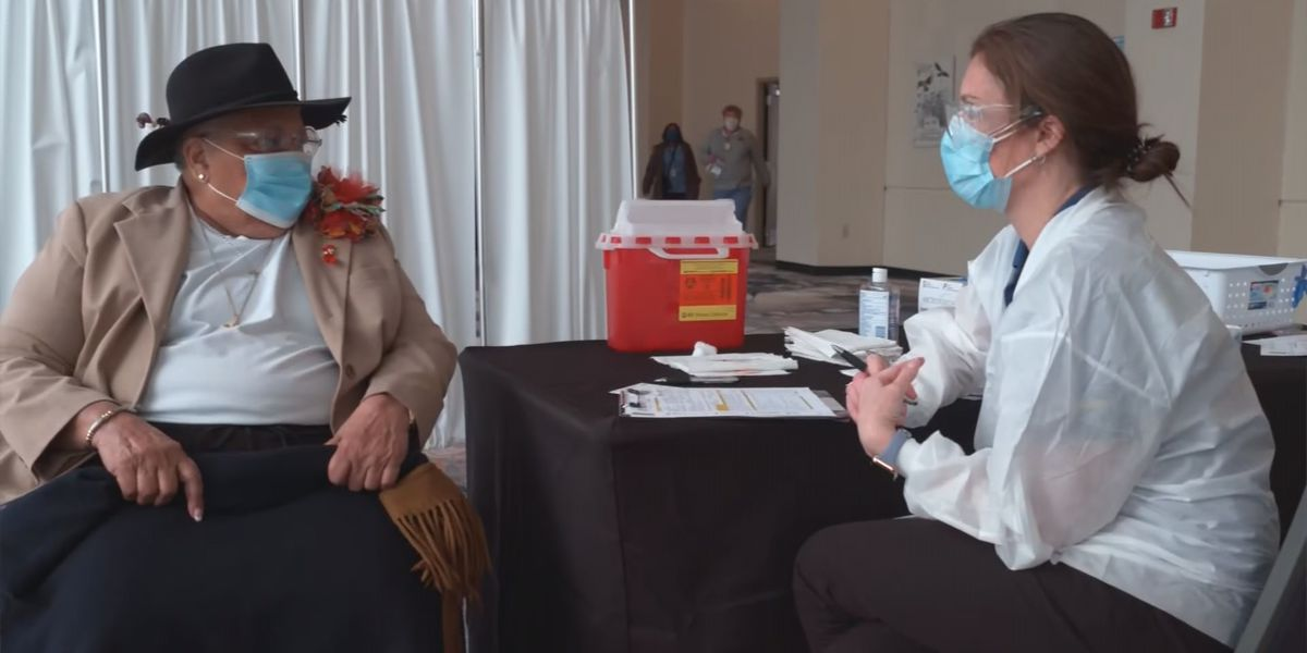 'Your Spot, Your Shot': NC health officials share new video encouraging seniors to get vaccinated for the coronavirus
