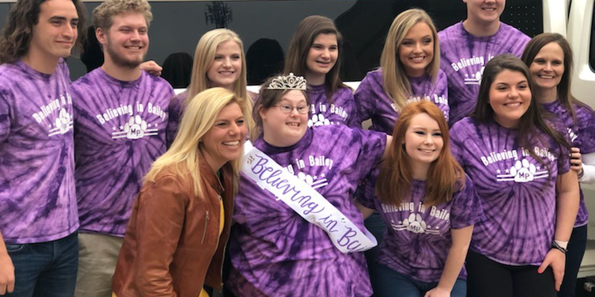 Mount Pleasant teen with Down Syndrome lives out her dream thanks to Dream On 3