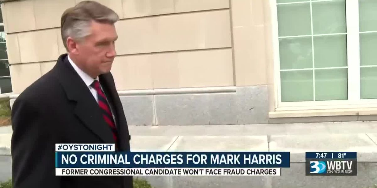 Prosecutor won't file charges against Harris in NC-9 probe