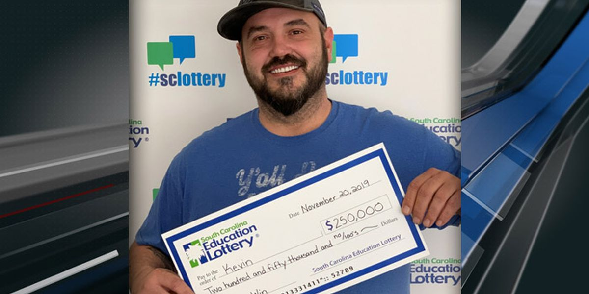 N. Charleston man wins $250K after buying lottery ticket