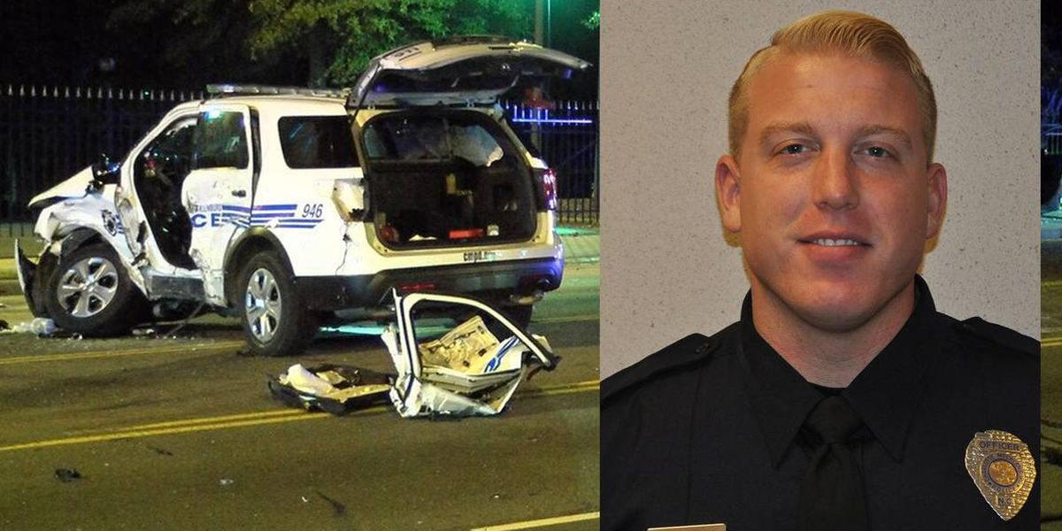 NC police officer saved someone's life — then nearly lost his own 2 hours later