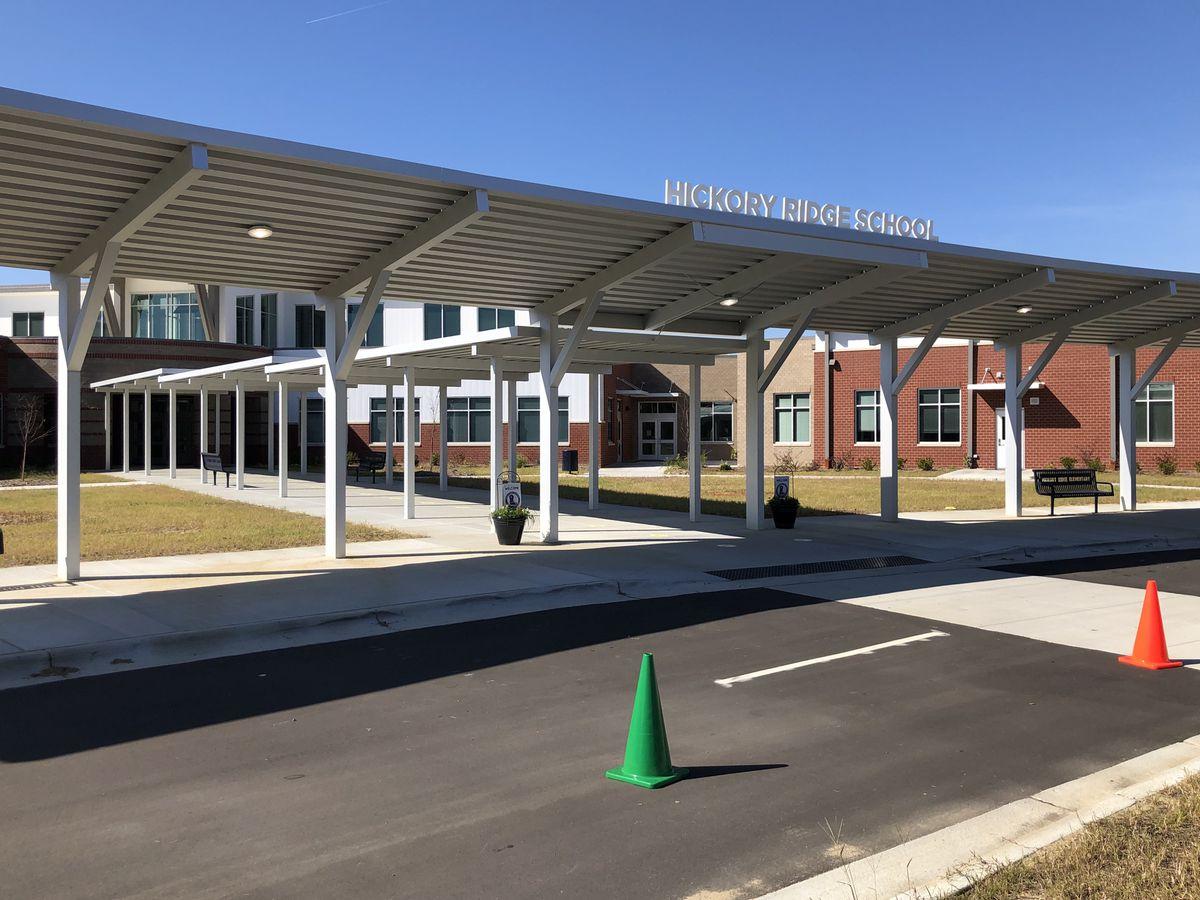 Cabarrus Schools reopen under Plan B