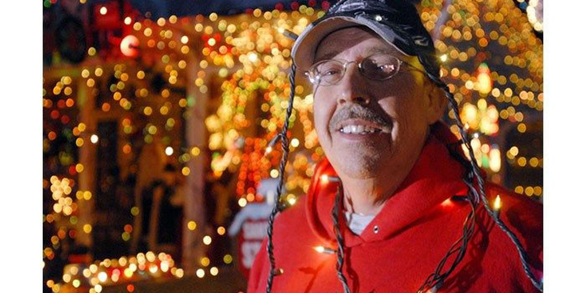 man known as clark griswold of china grove charged with trafficking pills - Clark Griswold Christmas Decorations