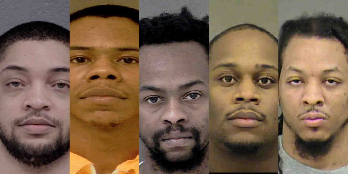 Blood gang members sentenced to 25 years, life in prison on RICO charges in Charlotte