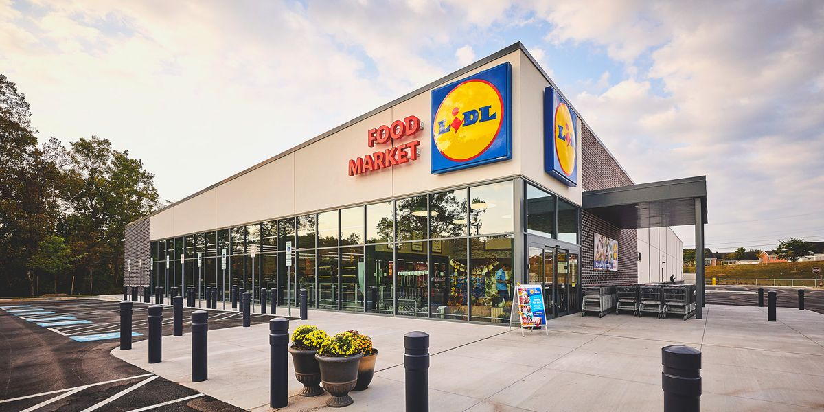 Lidl opening store in Charlotte's Steele Creek area