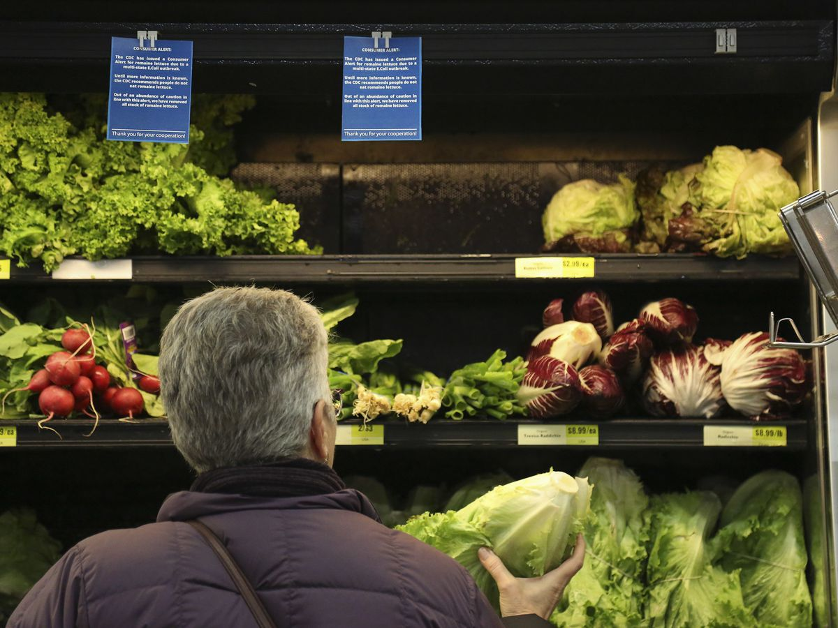 Americans, Canadians are warned not to eat romaine lettuce