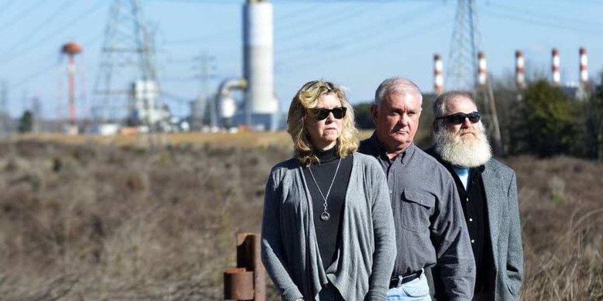 Waiting for answers on coal ash in Belmont