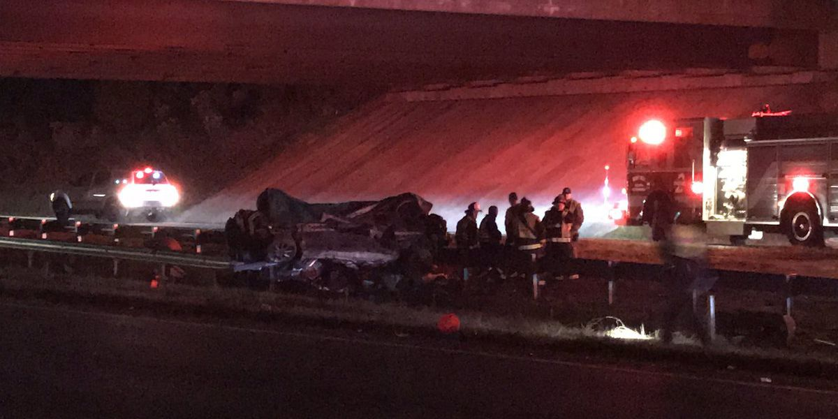 One lane open on I-485 inner near Exit 25 after fatal crash