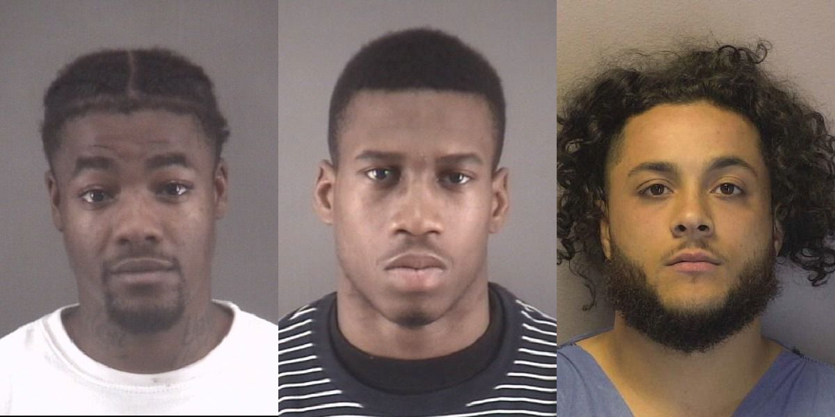 1 arrested, 2 wanted and considered 'armed and dangerous' after hotel shooting in Hickory, N.C.
