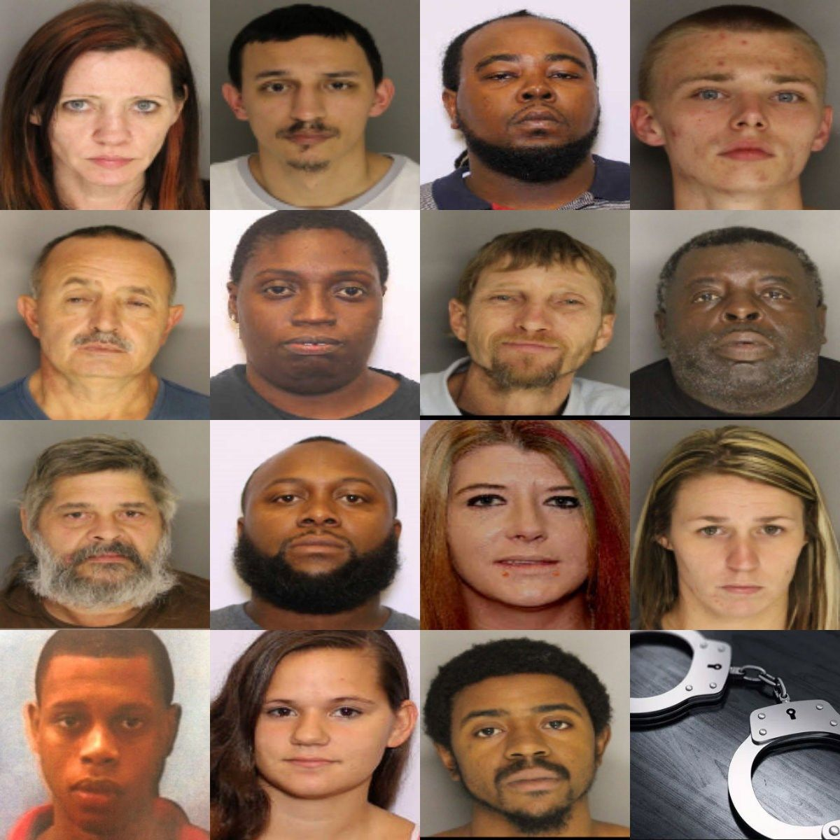 15 arrested after months-long drug enforcement operation in