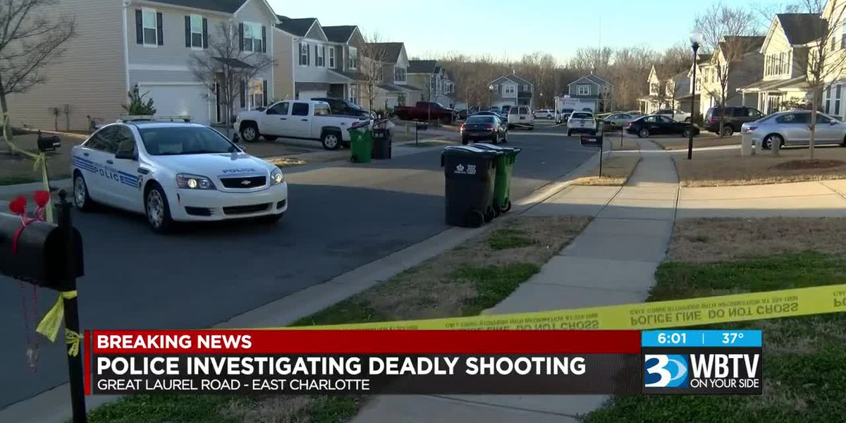 Police investigating deadly shooting in east Charlotte