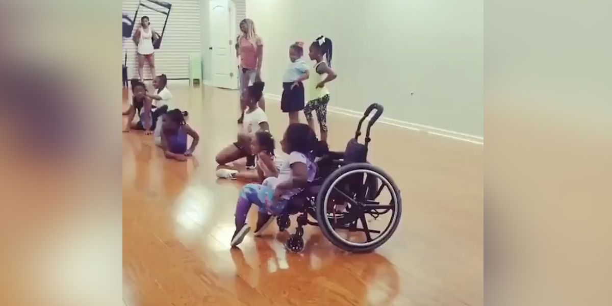 VIRAL VIDEO: S.C. girl in wheelchair dances her heart out