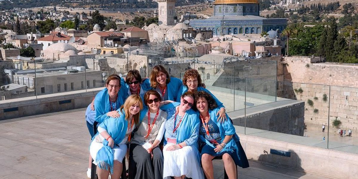 Local Jewish mothers take trip of a lifetime to the Holy Land
