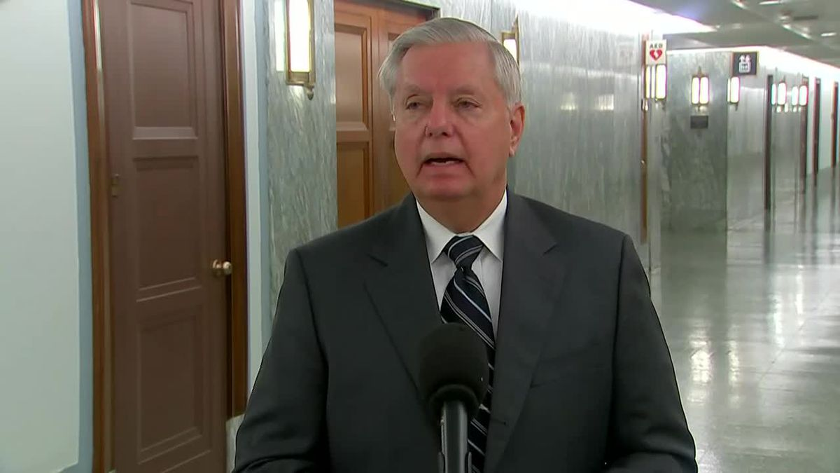 Graham facing ethics complaint over Georgia ballots question