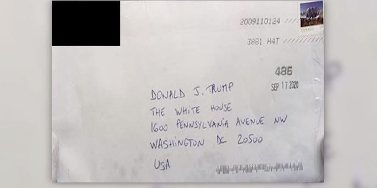 AP source: Envelope addressed to White House contained ricin
