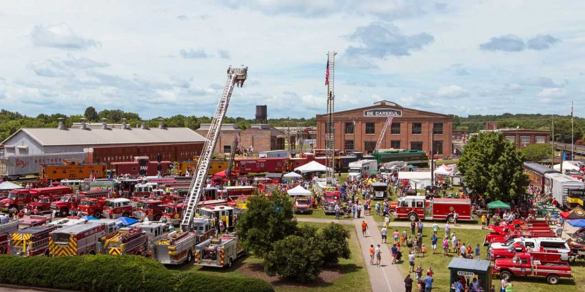NC transportation Museum to host Fire Truck Festival this weekend
