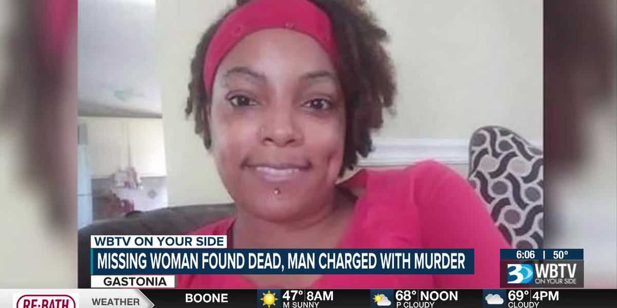 Missing woman found dead, man charged with murder