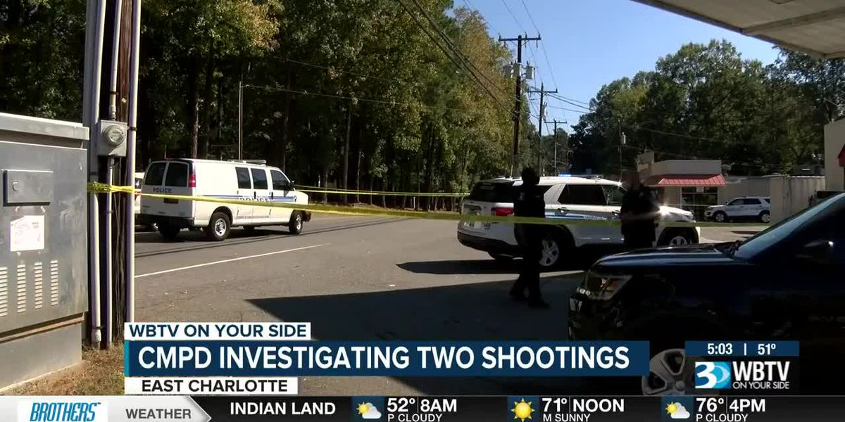 One seriously hurt in east Charlotte shooting
