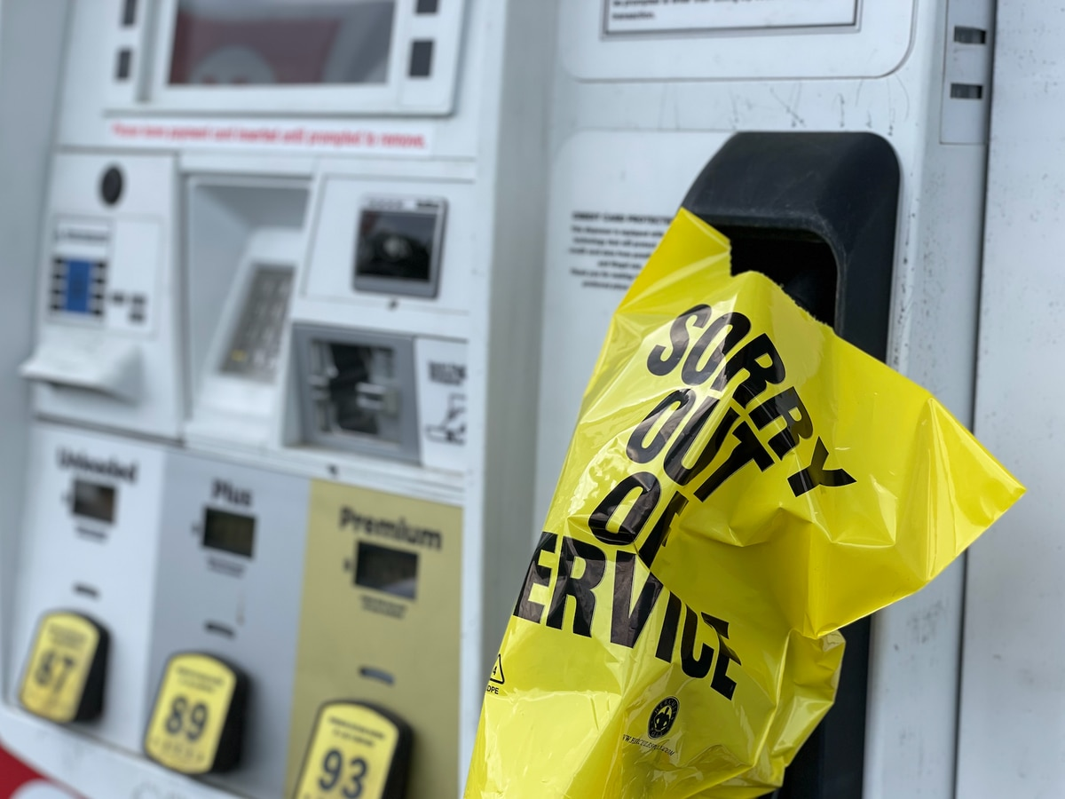 GasBuddy reports 70% of N.C. gas stations without fuel
