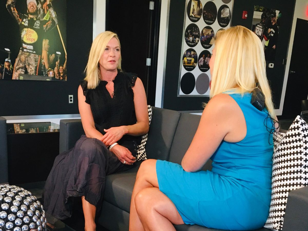 Molly's Kids: Sherry Pollex and her mission to help Charlotte fight cancer. Day 30 in '30 Kids. 30 Stories. 30 Days.'
