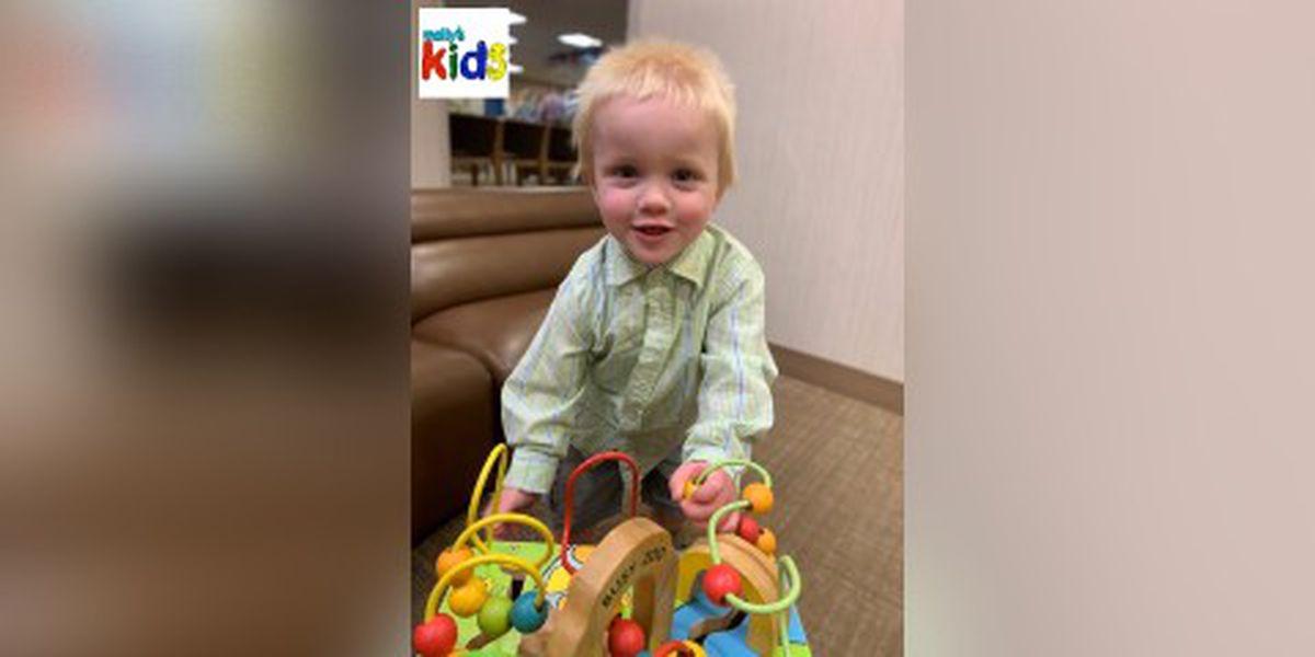 Molly's Kids: New diagnosis for Zander Brafford; also still some mysteries.