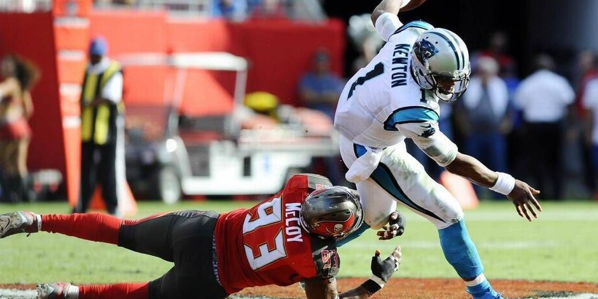 Inside the matchup: Big hits incoming as DT Gerald McCoy faces Panthers G Trai Turner