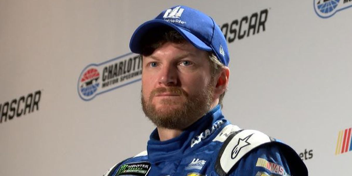 Dale Earnhardt Jr. on 'Dancing with the Stars'? With Colin Kaepernick?