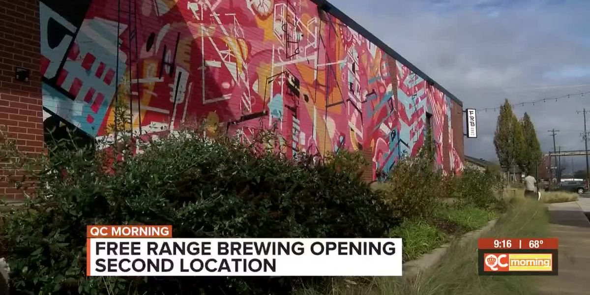 Free Range Brewing Opens New Location In Camp North End