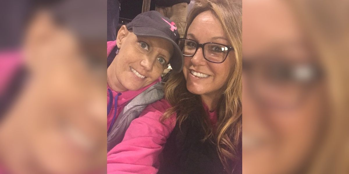 Thoughts to family of Julie Stone today - One year later. #KomenCLT