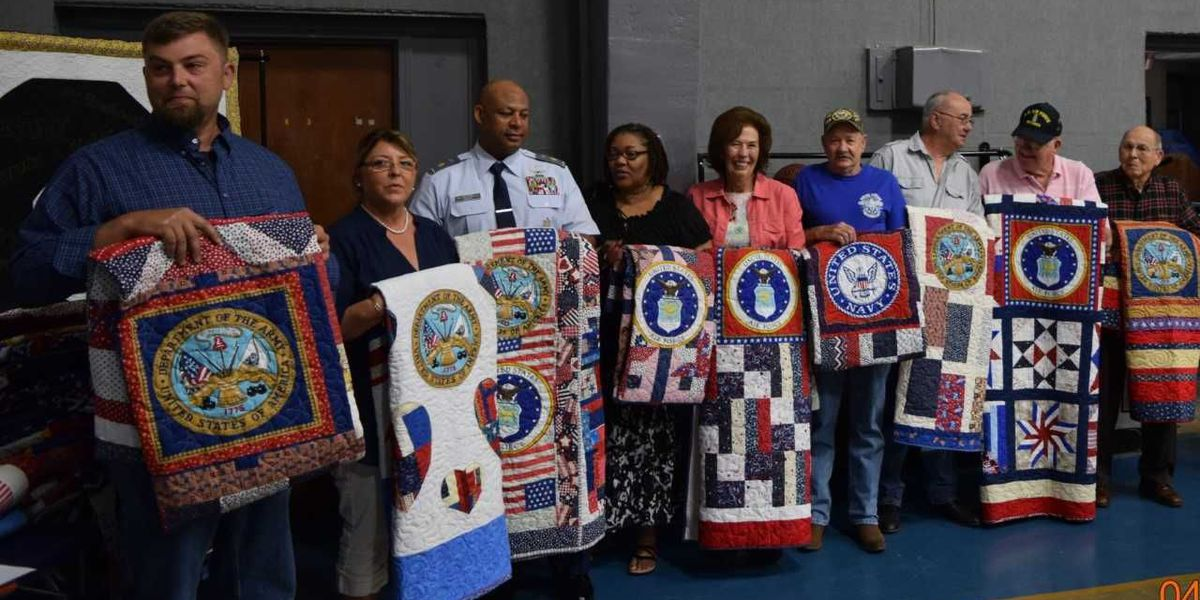 Annual quilt show coming to Salisbury May 4-5