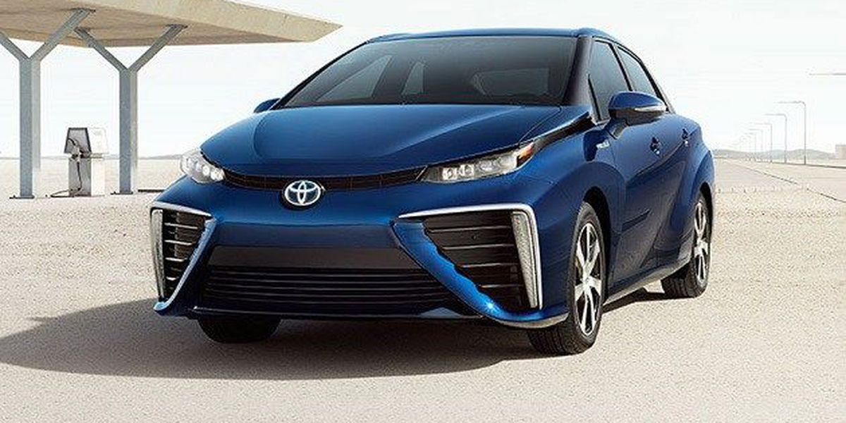 Learn more about the new Toyota Mirai!