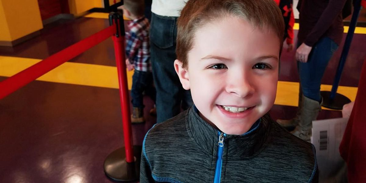 Molly's Kids: Conover boy is a 'hero' tonight at Relay for Life
