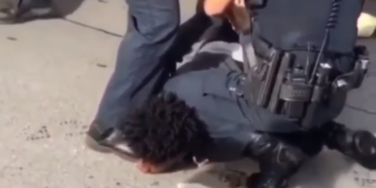 BRPD to address video of officer kneeling on teen during Monday press conference