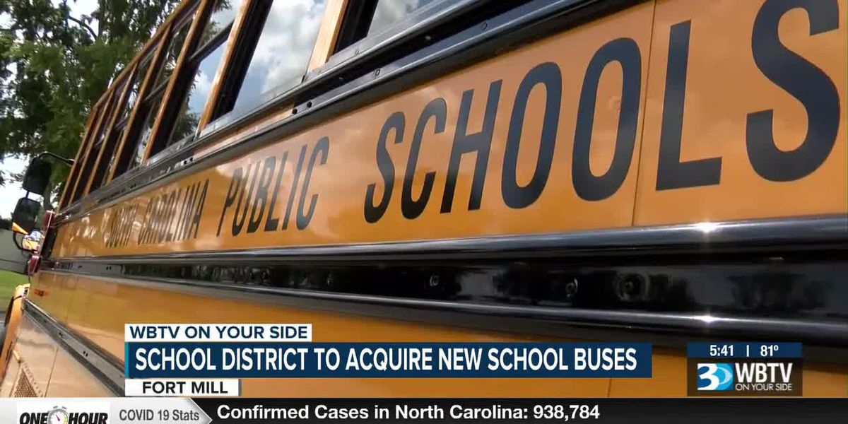 Fort Mill School District to acquire new school buses
