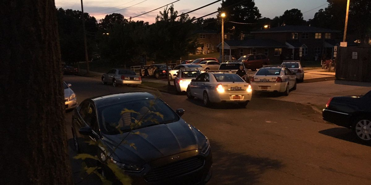 Person injured in shooting in Charlotte