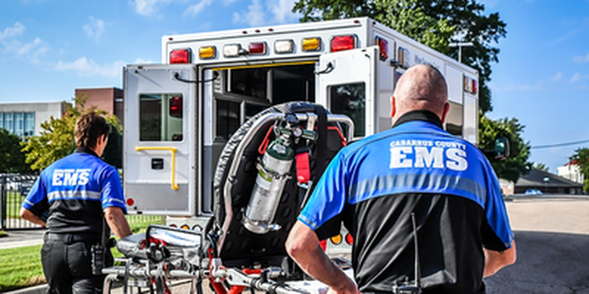 American Heart Association recognizes Cabarrus EMS