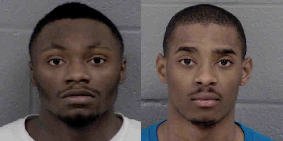 2 accused of pulling out guns, stealing man's car in Charlotte