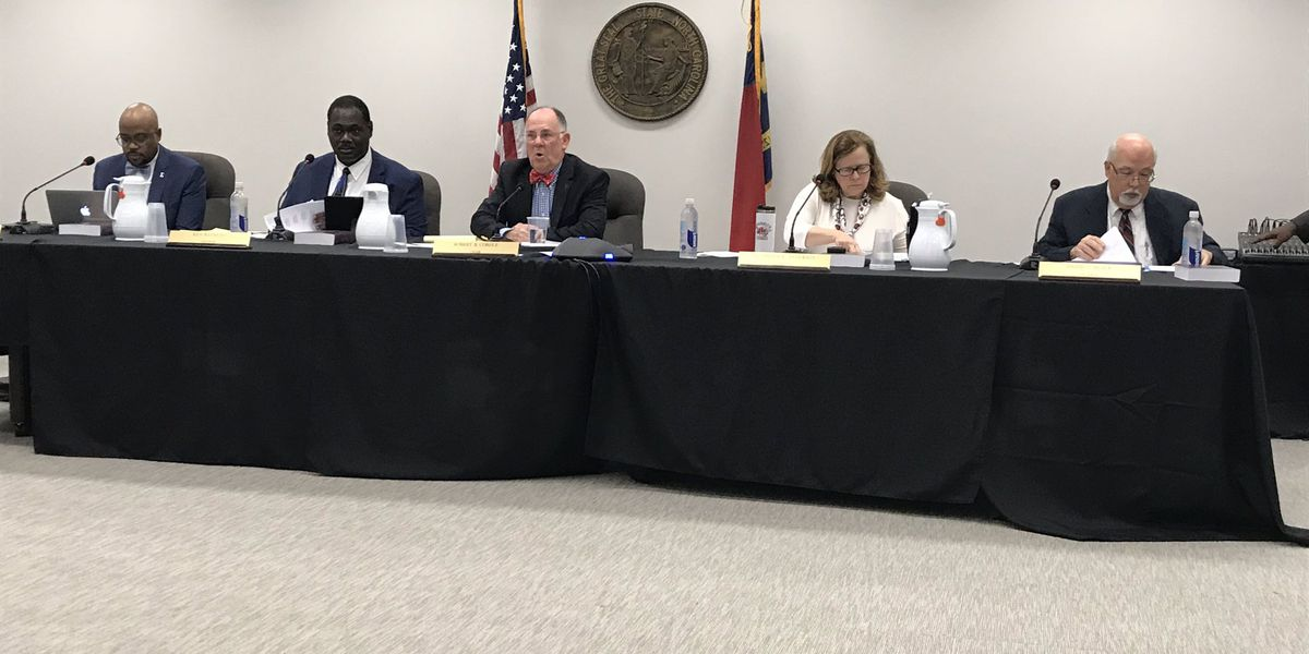 NC elections board member criticizes chairman, selection process for new director
