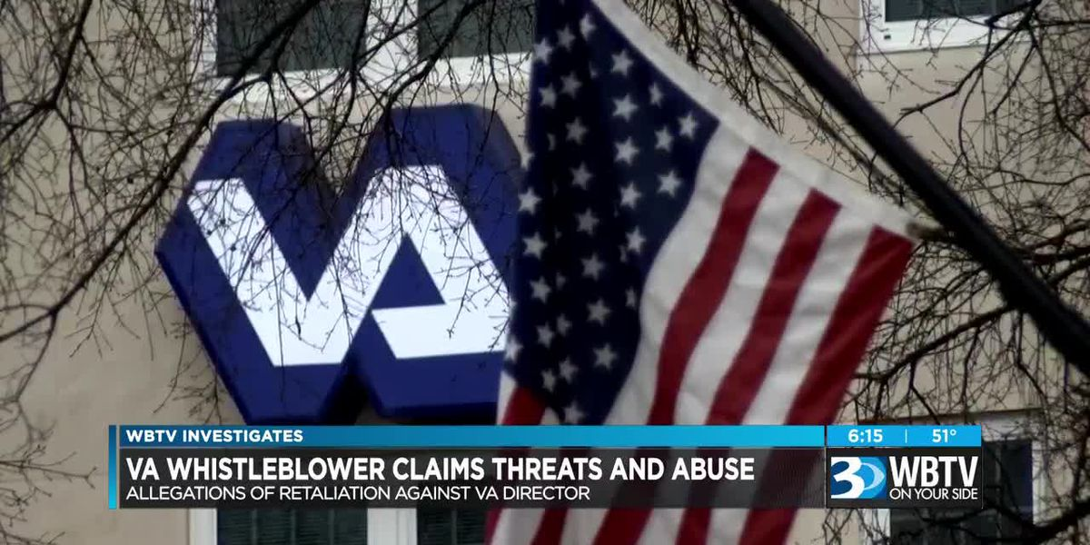 VA whistleblower claims threats and abuse