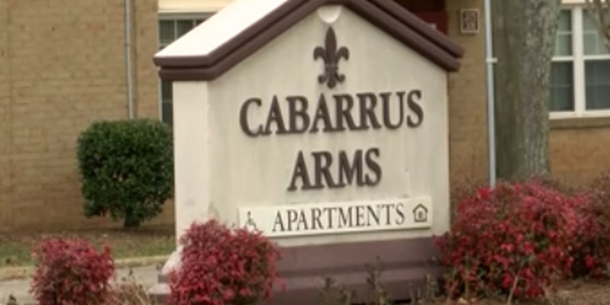 8 apartments damaged in Kannapolis fire