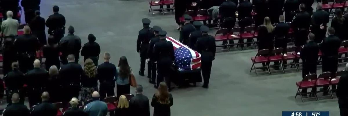 Community honors life of fallen Concord Officer Jason Shuping