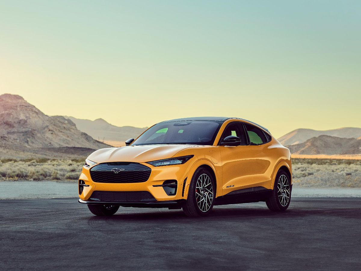 Ford: All-electric Mustang SUV will hit 60 in 3.5 seconds